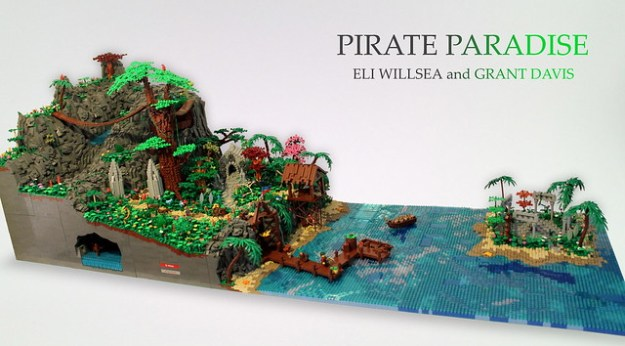Collab: Pirate Paradise