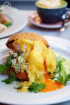 Sydney Food Blog Review of Hardware Society, Melbourne: Lobster Benedict, $25