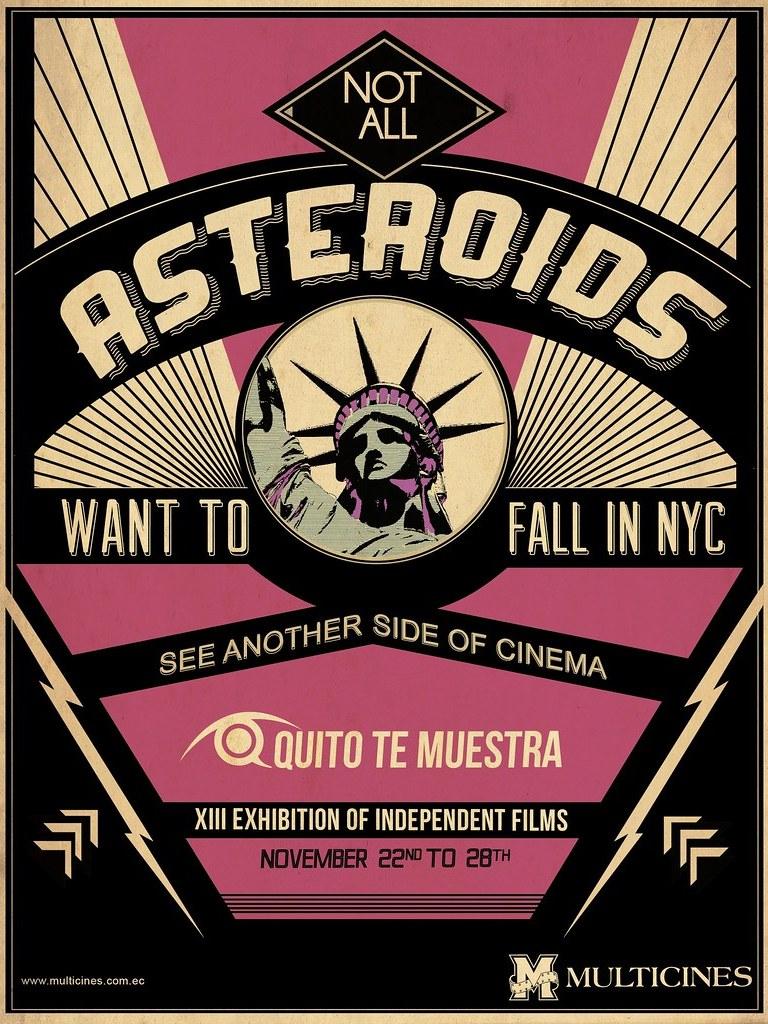 Multicines - Asteroids