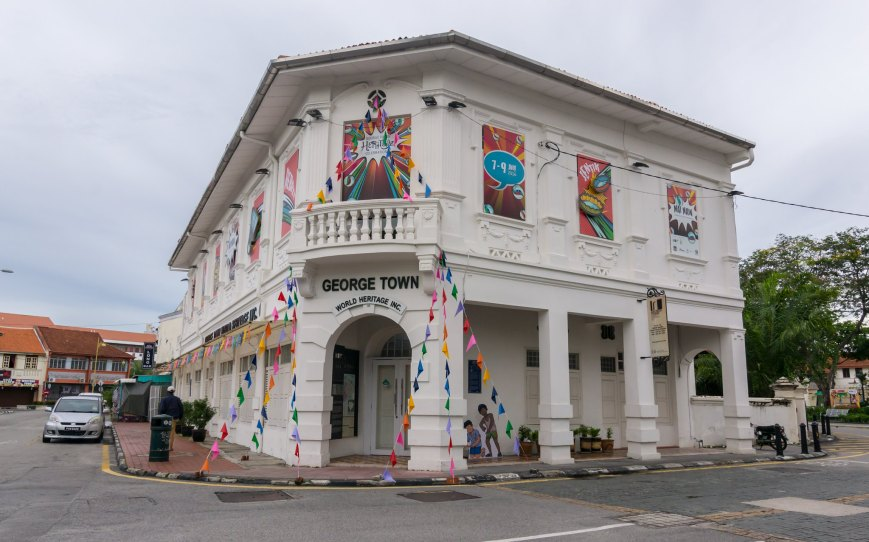 George Town - An UNESCO World Heritage Site photo