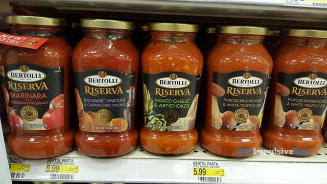 Bertolli Riserva Sauce