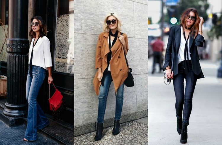 fall 2015 trend- skinny scarfs