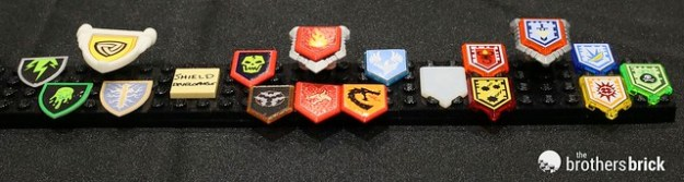 NEXO Knights Shield Dev
