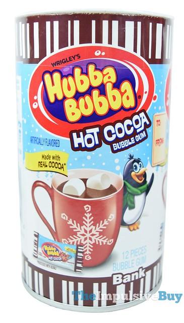 Wrigley's Hubba Bubba Hot Cocoa Bubble Gum