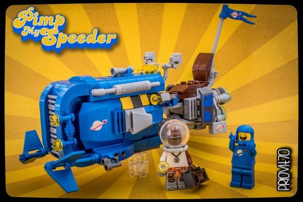 Pimp my speeder