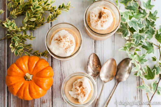 Like a deliciously creamy pumpkin pie in a bowl, this Maple Pumpkin Panna Cotta with super simple to make. Nothing tastes like fall like pumpkin and maple and cream.