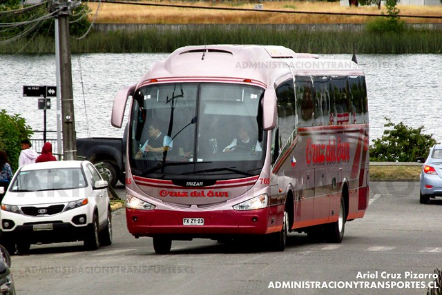 Cruz del Sur - Valdivia - Irizar I6 / Mercedes Benz (FXZY23) (765)