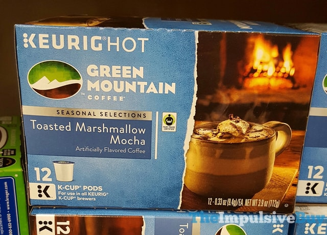 Green Mountain Coffee Seasonal Selections Toasted Marshmallow Mocha K-Cups