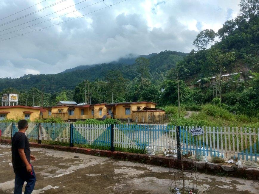 Harengajao Station - Assam