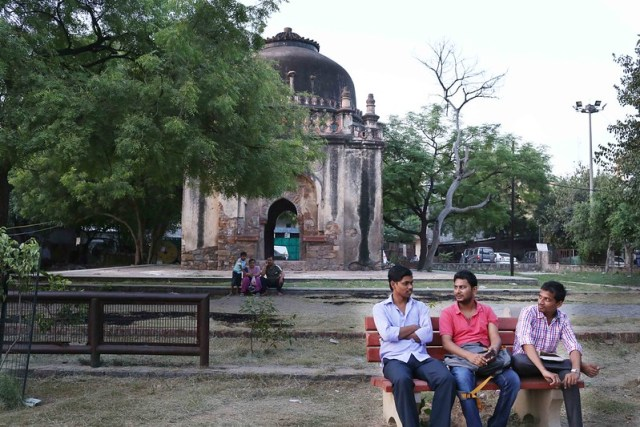 City Monument - An Obscure Lodhi Tomb, Lado Sarai