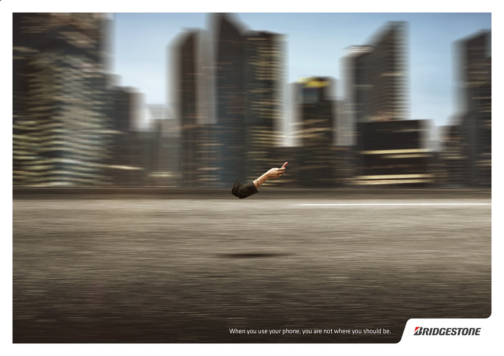 RASA Bridgestone - When you use your phone 2