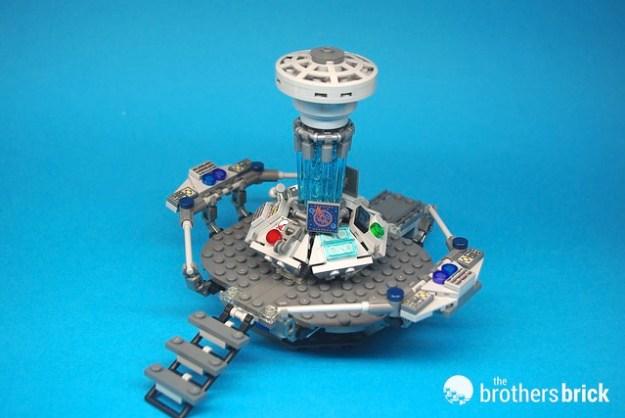 LEGO Doctor Who set (5)