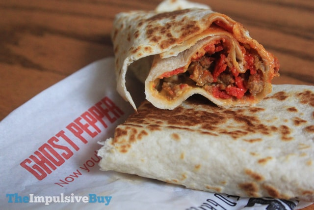 Taco Bell Dare Devil Loaded Grillers 4
