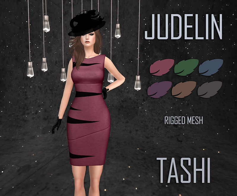 TASHI Judelin