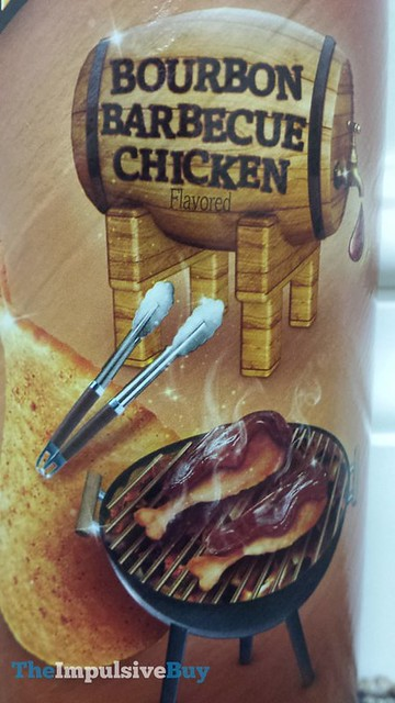 Pringles Exclusive Flavor Bourbon Barbecue Chicken 2