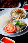 Hainan Chicken Rice, PappaRich Chatswood: Sydney Food Blog Review