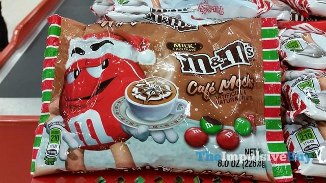 M&M's Milk Chocolate Cafe Mocha