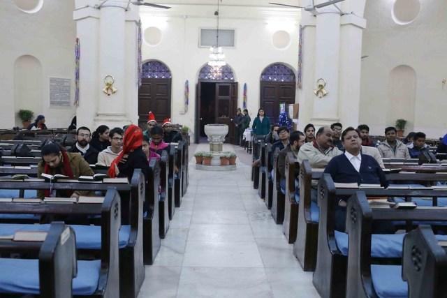 City Faith - Midnight Mass, St James' Church