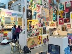 ECUAD student art sale 2016
