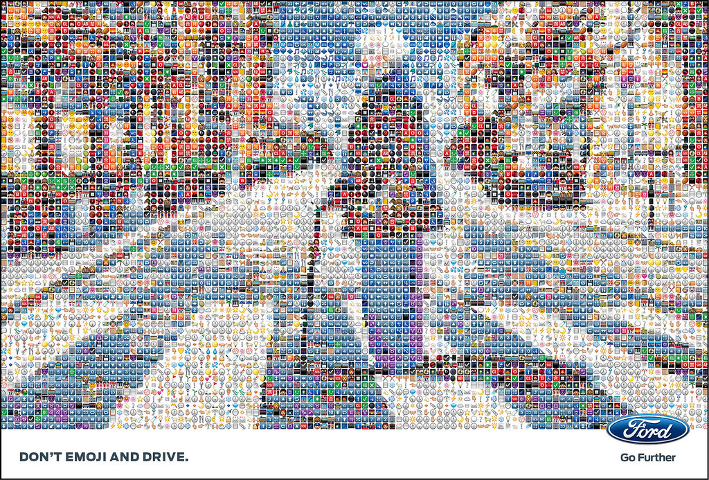 Ford - Don't Emoji and Drive 3