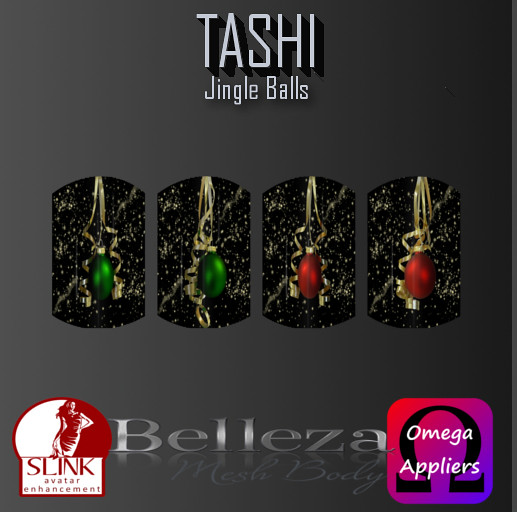 TASHI Jingle Balls