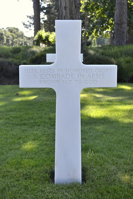 Visit Normandy _ American Cemetery