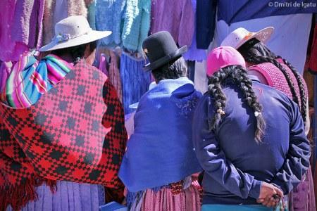 Feira de Uyuni - Bolívia