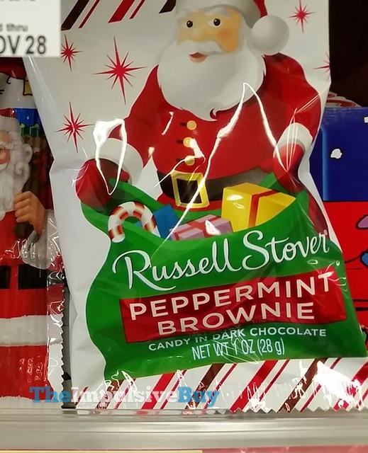 Russell Stover Peppermint Brownie in Dark Chocolate
