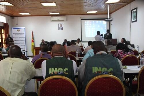 seminário Regional Sobre a Integração da Adaptação as Mudanças climáticas e redução do risco de desastres nos planos de desenvolvimento