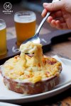 Sydney Food Blog Review of Rocks Brewing Co, Alexandria: Mac and Cheese, $13