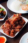 Fried Chicken Skin, PappaRich Chatswood: Sydney Food Blog Review