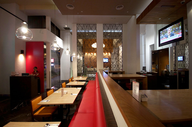 oopen restaurant at ibis singapore novena