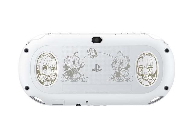 Fate/EXTELLA PS Vita