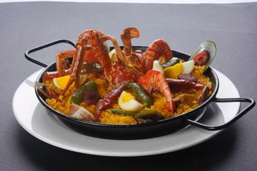 paella valenciana 1