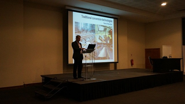 Workshop on Sustainable Use of Biomass in Chile