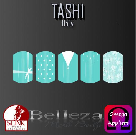 TASHI Holly