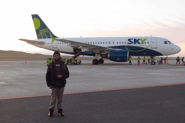 Ariel & Sky Airline