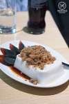 Tofu with Century Egg and Pork Floss , Din Tai Fung, Chatswood: Sydney Food Blog Review