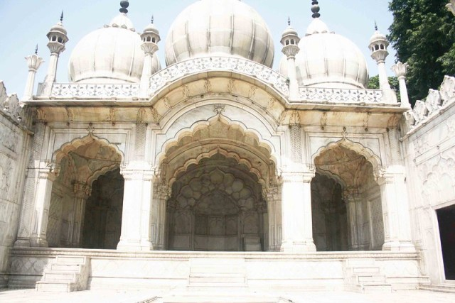 City Monument - Aurangzeb's Moti Masjid, Red Fort