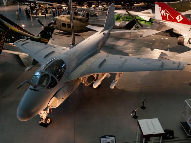 Grumman A-6E Intruder