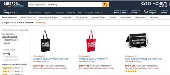 Lui wittong Amazon 2