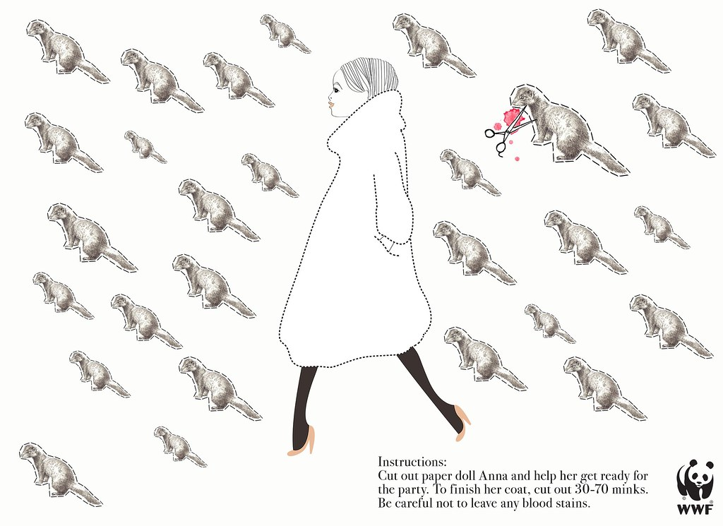 WWF - Mink