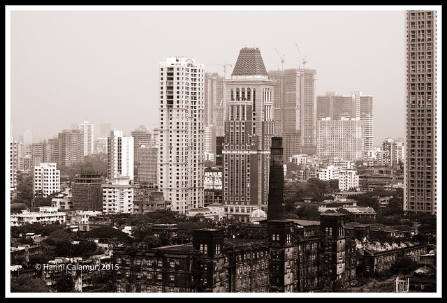 Mumbai - the Mill areas