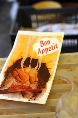 Bon Appétit bag