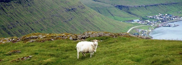 Oyggjarvegur, Streymoy, Faroe Islands