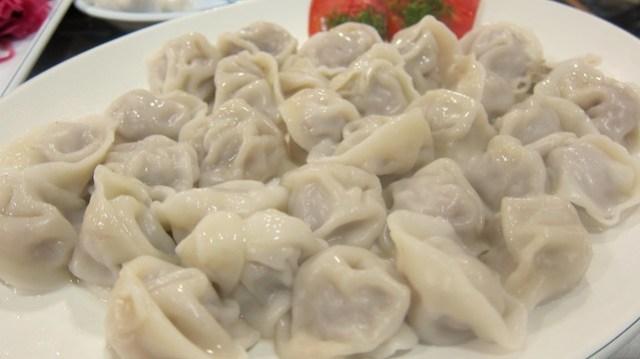 pelmeni dumpling plate from lana's express