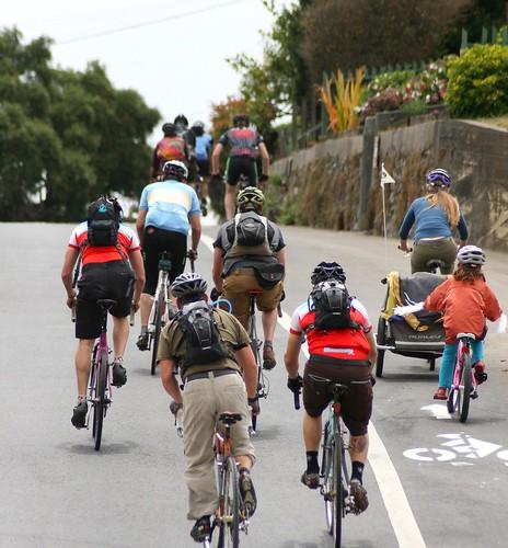 Santa Cruz Wildcat race