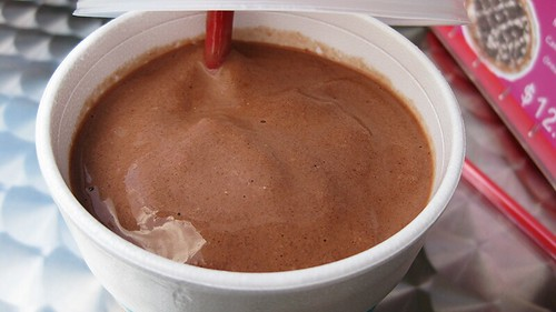 chocolate lean1 smoothie