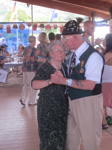 Sweet German couple
