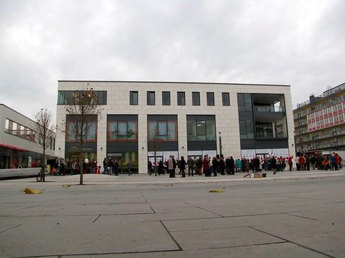 Neue Mitte Ingelheim: Stadtplatz